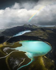 Iceland From Above: Drone Photography by Arnar Kristjansson Drone Photography, Landscape Photography, Nature Photography, Travel Photography, Image Nature, All Nature, Beautiful World, Beautiful Places, Into The Wild