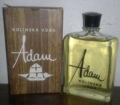 Kolínská voda Adam