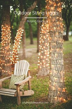 Outdoor String Light