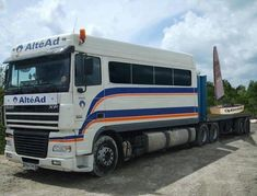 DAF XF Stretch