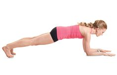 3 Yoga Poses For Stronger, Sexier Arms  http://www.prevention.com/fitness/best-yoga-poses-build-strength
