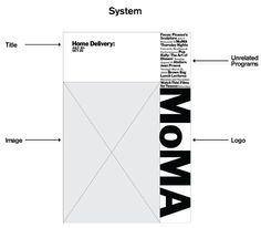 MoMA's print communications