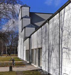 AD Classics: Bagsværd Church / Jørn Utzon Bagsværd Church / Jørn Utzon (12) – ArchDaily