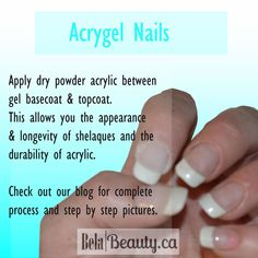 acrygel process