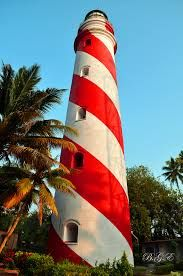 Tangasseri or Thangassery is a heavily populated beach area on the shores of the Arabian Sea in Kollam city, Kerala, India. Tangasseri has a three kilometre long beach on which stands a 1244 feet tall lighthouse - a silent sentinel warning seamen since 1902 of the treacherous reefs.