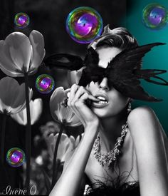 Don't burst my bubble - Irene O. @Bazaart