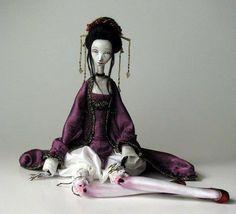 Dorote Zaukaite Villela (art dolls)