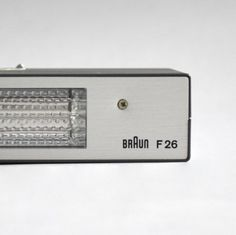 Braun F 26 flash unit