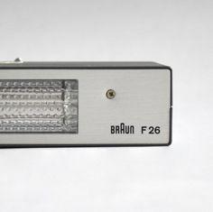 Braun F 26 flash unit