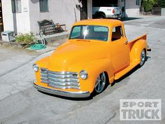blogs vintage Chevrolet trucks