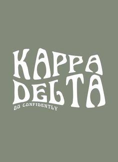 Kappa Delta Canvas, Kappa Delta Crafts, Kappa Delta Sorority, Sorority Canvas, Sorority Life, Sorority Shirts, Theta, Go Greek, Greek Life