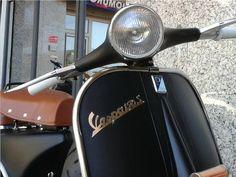 Vespa 150S customizada