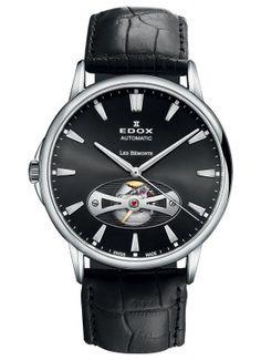 Edox Les Bémonts Open Vision Automatic 85021 3 NIN Elegant Watches ed167432b2