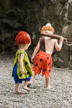 Hey, I found this really awesome Etsy listing at http://www.etsy.com/listing/158419238/flinstone-costume-bam-bam-pebbles