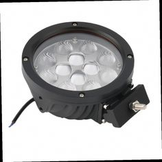 51.85$  Buy here - http://aliblg.worldwells.pw/go.php?t=32789960068 - Cimiva Round 60W 15 LED Work Light Spot Beam 4WD Truck Lamp Off-road Driving spotlight / astigmatism 12V