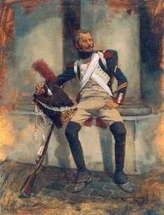 Grenadier of the Guard-1815-Keith Rocco