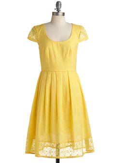 Morning, Sunshine Dress $139.99
