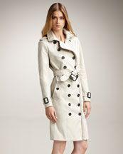 Burberry Coat... self explanatory