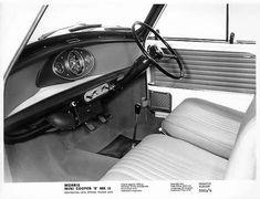 Austin Mini 1300 Cooper S