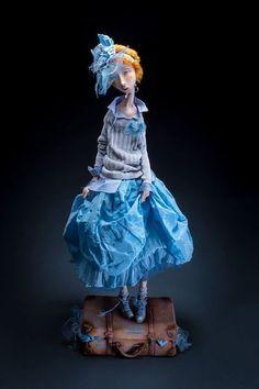 Resultado de imagen de anna zueva art dolls