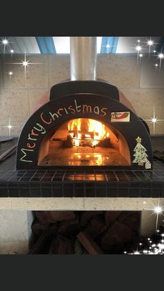 Wood Fired Oven, Firewood, Merry, Happy, Home Decor, Wood Burning Oven, Woodburning, Decoration Home, Room Decor