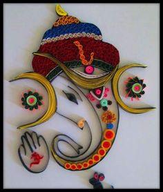Glorious Ganesha- Hindu God of Good Luck — Ganesha in glass. Ganesha Drawing, Lord Ganesha Paintings, Lord Shiva Painting, Ganesha Art, Krishna Art, Sri Ganesh, Ganesh Lord, Ganesh Chaturthi Decoration, Ganesh Chaturthi Images