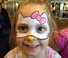 Maquillaje Infantil De Hello Kitty. Maquillaa tu niña como una hermosa Hello kitty  Hello Kitty es un personaje que aunque pasen los años, siempre estará presente en la vida de las pequeñas, por ser una caricatura muy encantadora y tierna. Por esta razón , las niñas muchas veces desean retratarse a este divertido dibujo animado en sus angelicales rostros ya sea para una fiesta infantil, o algún evento en el que desean lucir como....  Maquillaje Infantil De Hello Kitty. Para ver el artículo…