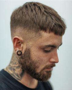 Ceassar haircut