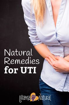 Urinary tract infections or UTIs are no fun, especially during pregnancy. Here's how to tell if you have a UTI, plus natural remedies to fix it. http://www.mamanatural.com/natural-remedies-uti/