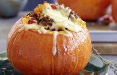 Halloween: Kochen mit Kürbis