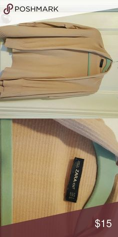 Cardigan Light Pink Zara Cardigan Zara Sweaters Cardigans