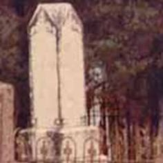 True Hauntings of America: Ghost Pictures~Behind Tombstone