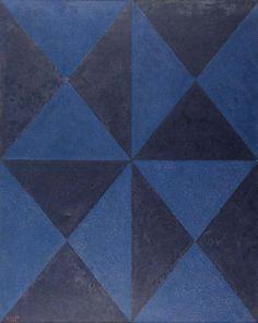 """Arcângelo Ianelli, """"Composição geométrica"""""""