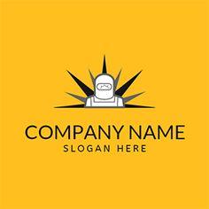 Gray and White Welding Engineer logo design Custom Logo Design, Custom Logos, Welding Logo, Online Logo, Logo Maker, Company Names, Vector File, Engineer, Slogan