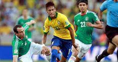 Watch Brazil vs Mexico Live Stream
