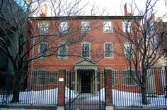 Wadsworth-Longfellow House - Portland, Maine. Henry Wadsworth Longfellow grew up…