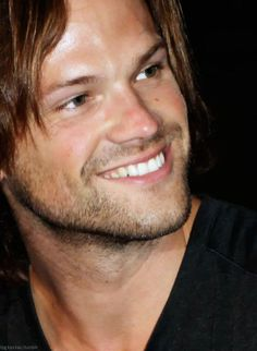 Jared's smile <3