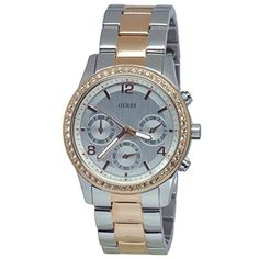Guess Sports Silver/Rose Gold Watch W0122L1 GUESS http://www.amazon.com/dp/B00DGMXUNI/ref=cm_sw_r_pi_dp_Ry9rub0Q401DQ