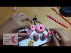 Como fazer borrachas fofas do Japão caseira - YouTube