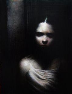 Maya Kulenovic painting
