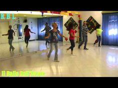 Balli Di Gruppo Estate 2015 RBL -- Il Ballo Dell' Estate  --Hully Gully