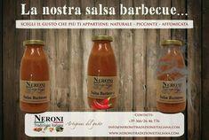 Salsa barbecue... Quale gusto preferisci? #neronitradizioneitaliana #madeinitaly #foodblogger #foodporn #ciboitaliano
