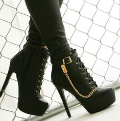 These boots are fabulous.