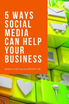Not sure how social media can help your business? Check this out to see. Business Checks, Management Tips, 5 Ways, Accounting, Social Media, Canning, Social Networks, Home Canning, Social Media Tips