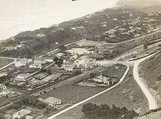 overlooking PAEKAKARIKI 1929 - the township at Kapiti Coast .. OWR 17 Oct 2016