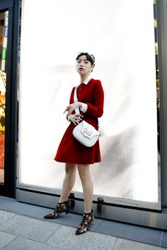 ストリートスナップ銀座 - 中田 クルミさん - Dior, ディオール