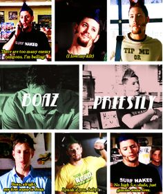 [gifset] Jensen as Boaz Priestly in #TenInchHero #Jensen