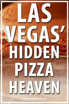 Tucked away down a dark corridor on the second floor of The Cosmopolitan, is Hidden Pizza - OK, not so hidden now I have shared its location across the internet. Hidden Pizza serves literally the best pizza I have ever eaten!