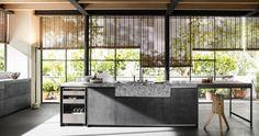 Novità cucine: multifunzionali e smart - Icon Design