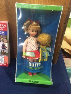Buffy AND MRS Beasley Dolls Tutti Sized Family Affair Mint IN BOX 1960'S | eBay